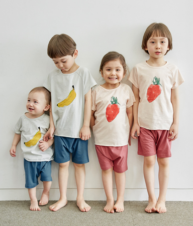 [Short Sleeve] Fresh Fruity