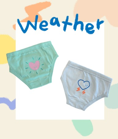 [UNDERWEAR] WEATHER - Boy