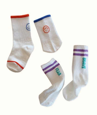 [ANKLE] Super Star SOCK 2 Pairs 1 SET