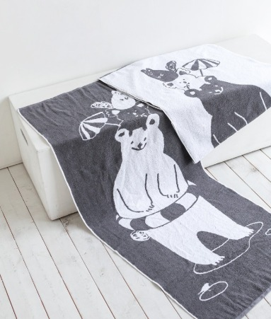 [BEACH TOWEL]HOLA! VACATION