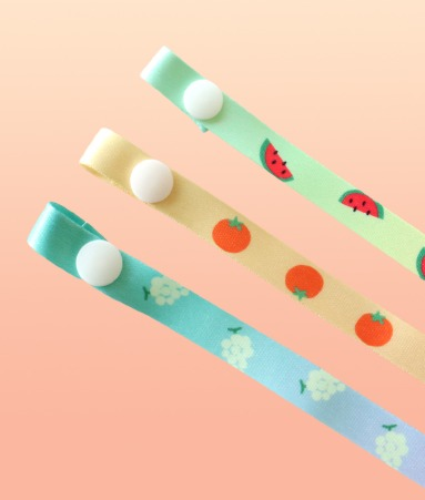 [GOODS] FRUIT Mask Strap